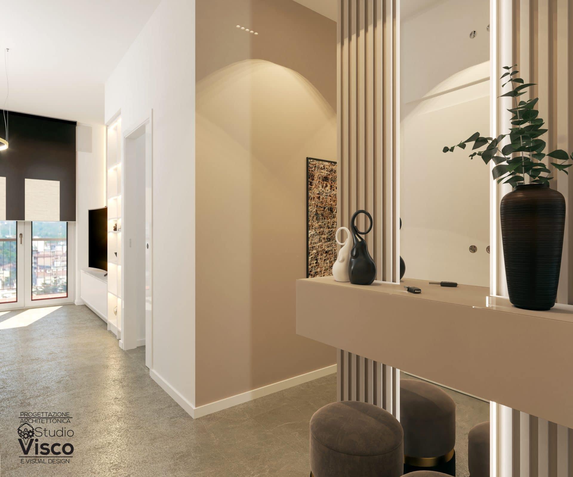 Nuovo ingresso appartamento